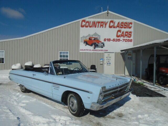 1965 Plymouth Sport Fury (CC-1444844) for sale in Staunton, Illinois