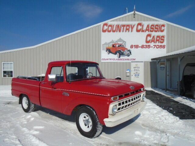 1965 Ford F100 (CC-1444847) for sale in Staunton, Illinois