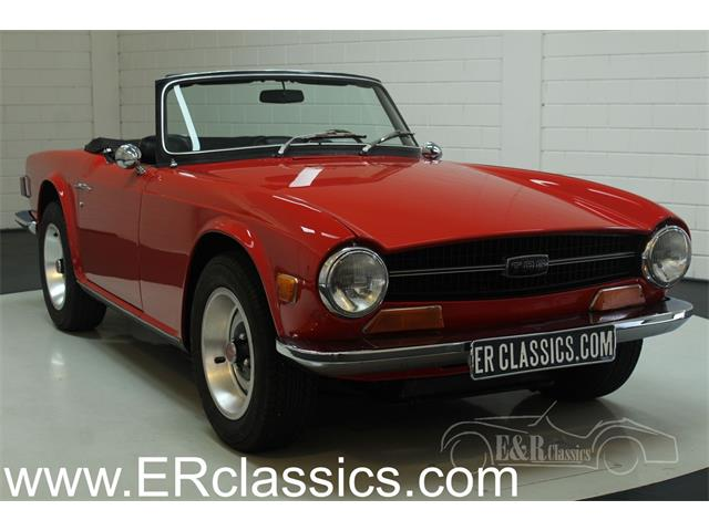 1970 Triumph TR6 (CC-1440485) for sale in Waalwijk, [nl] Pays-Bas