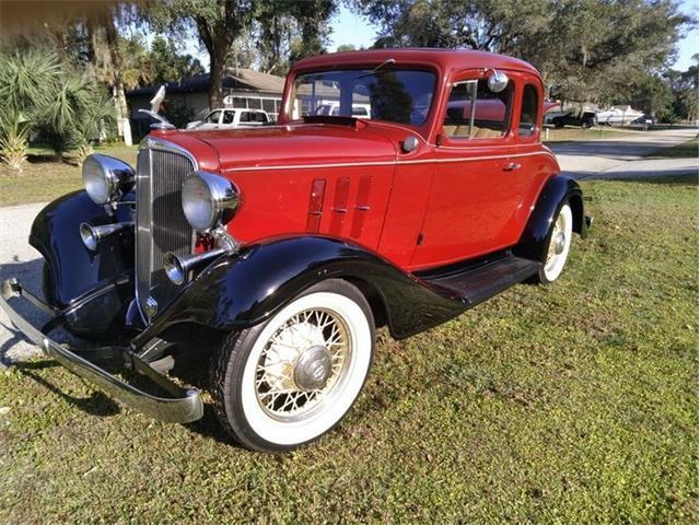 1933 Chevrolet Master (CC-1444863) for sale in Punta Gorda, Florida