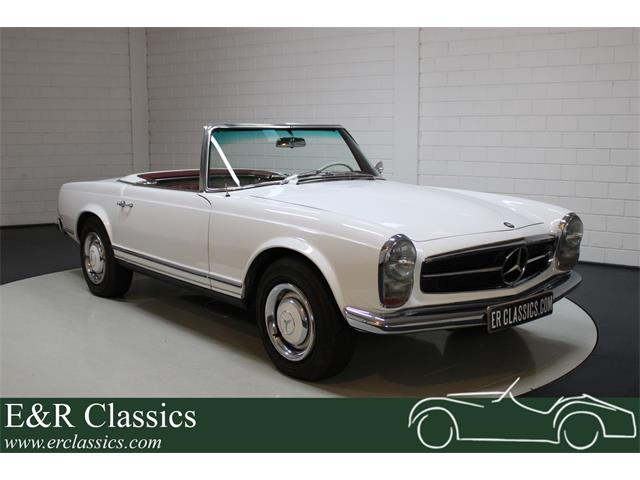 1966 Mercedes-Benz 230SL (CC-1444864) for sale in Waalwijk, [nl] Pays-Bas