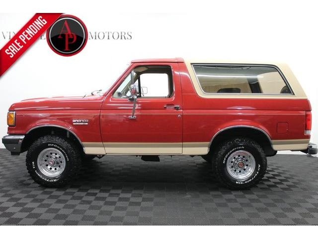 1991 Ford Bronco (CC-1444869) for sale in Statesville, North Carolina