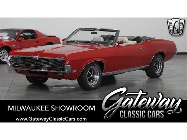 1969 Mercury Cougar (CC-1444870) for sale in O'Fallon, Illinois