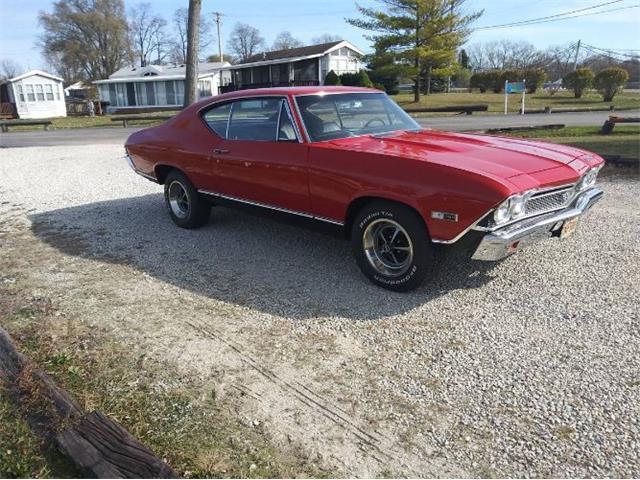 1968 Chevrolet Chevelle (CC-1444872) for sale in Cadillac, Michigan