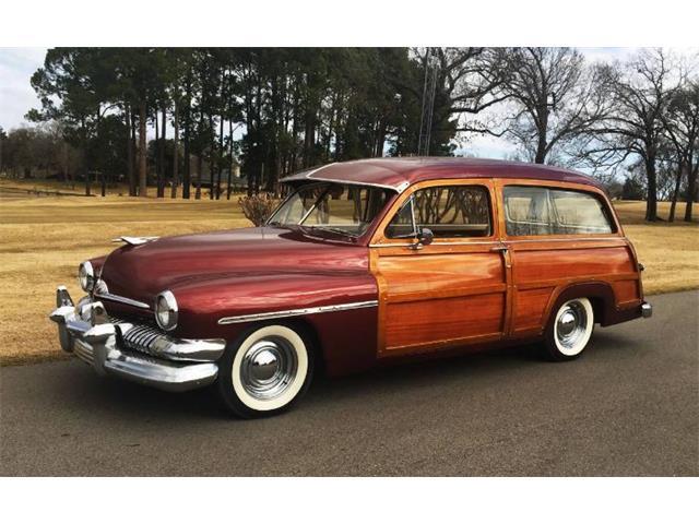 1951 Mercury Woody Wagon (CC-1444879) for sale in Cadillac, Michigan