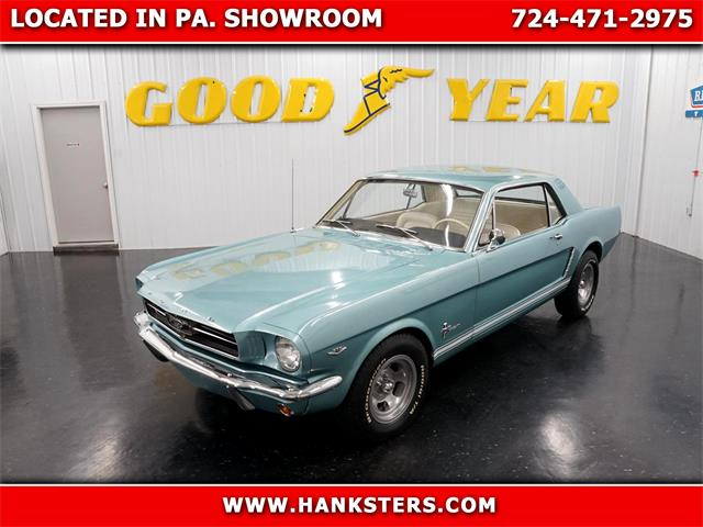 1965 Ford Mustang (CC-1444881) for sale in Homer City, Pennsylvania