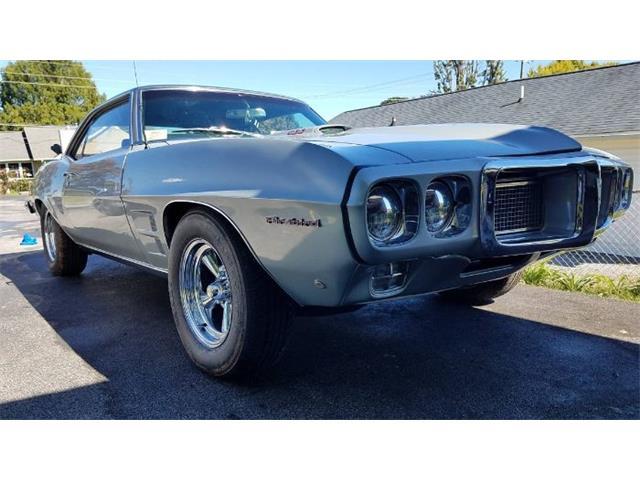 1969 Pontiac Firebird (CC-1444894) for sale in Cadillac, Michigan