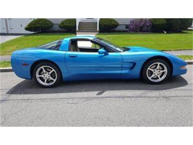2000 Chevrolet Corvette (CC-1444901) for sale in Cadillac, Michigan