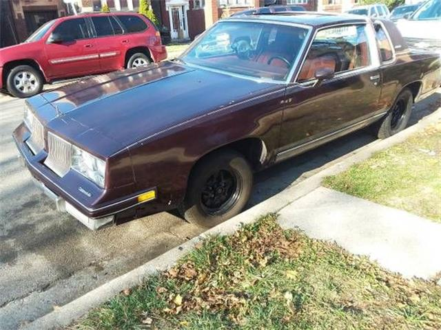 1981 Oldsmobile Cutlass (CC-1444903) for sale in Cadillac, Michigan