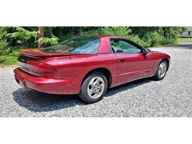 1994 Pontiac Firebird (CC-1444908) for sale in Cadillac, Michigan