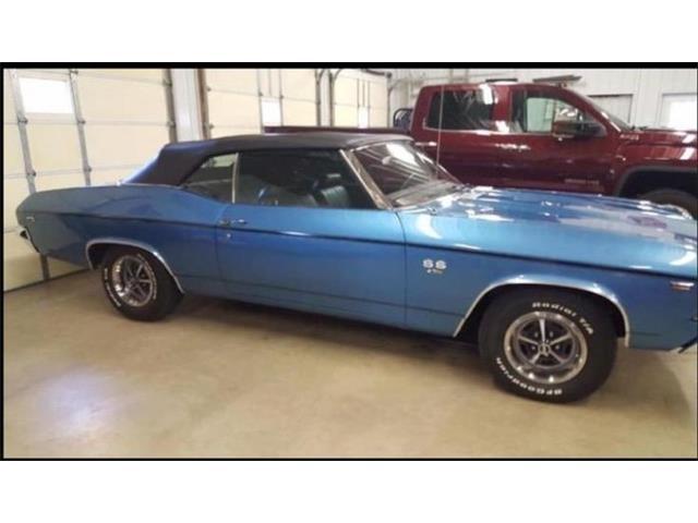 1969 Chevrolet Chevelle (CC-1444909) for sale in Cadillac, Michigan
