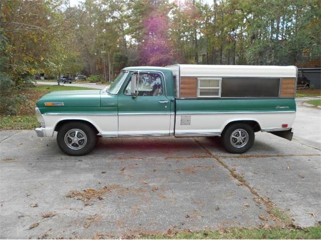 1968 Ford Ranger (CC-1444912) for sale in Cadillac, Michigan