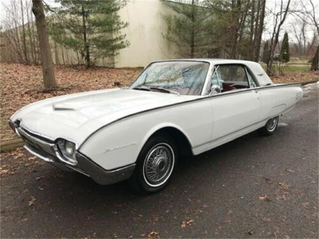 1961 Ford Thunderbird (CC-1444913) for sale in Cadillac, Michigan