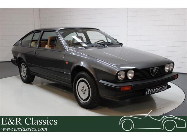 1983 Alfa Romeo 1750 GTV (CC-1444918) for sale in Waalwijk, [nl] Pays-Bas