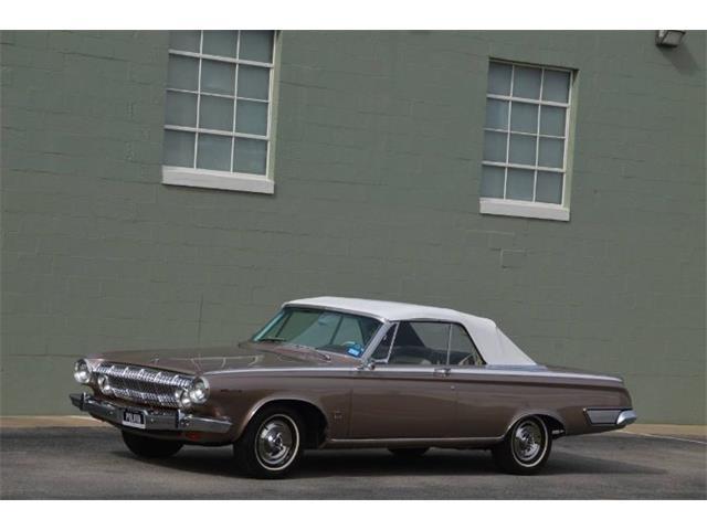 1963 Dodge Polara (CC-1444921) for sale in Cadillac, Michigan