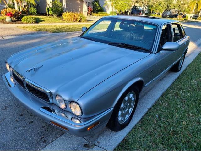2002 Jaguar XJ8 (CC-1444922) for sale in Cadillac, Michigan