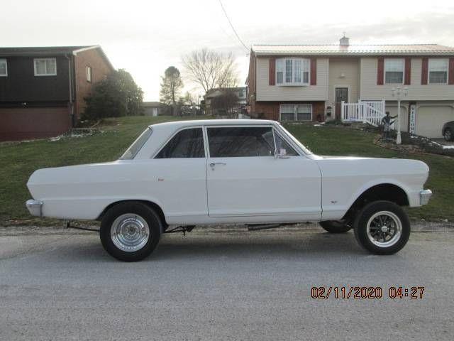 1964 Chevrolet Nova (CC-1444925) for sale in Cadillac, Michigan