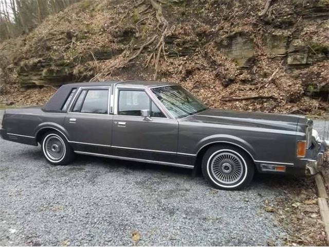 1989 Lincoln Town Car (CC-1444934) for sale in Cadillac, Michigan