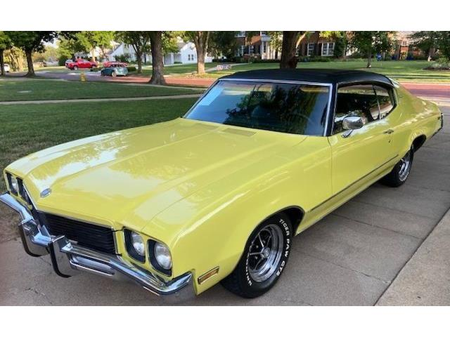 1972 Buick Skylark (CC-1444938) for sale in Cadillac, Michigan