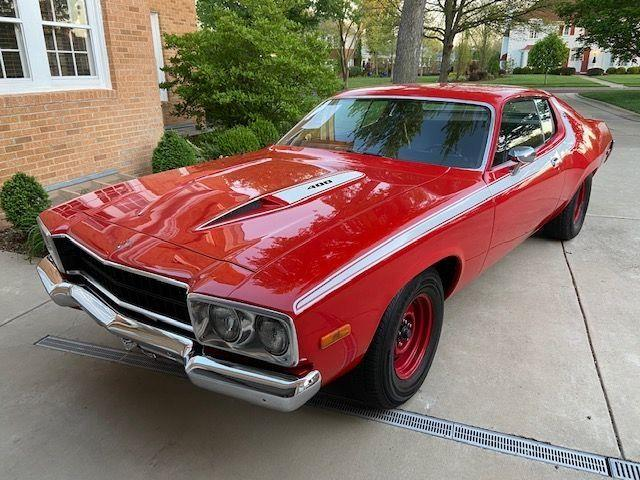 1973 Plymouth Satellite (CC-1444944) for sale in Cadillac, Michigan