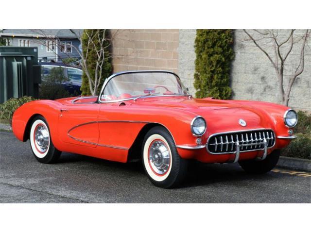 1956 Chevrolet Corvette (CC-1444948) for sale in Cadillac, Michigan
