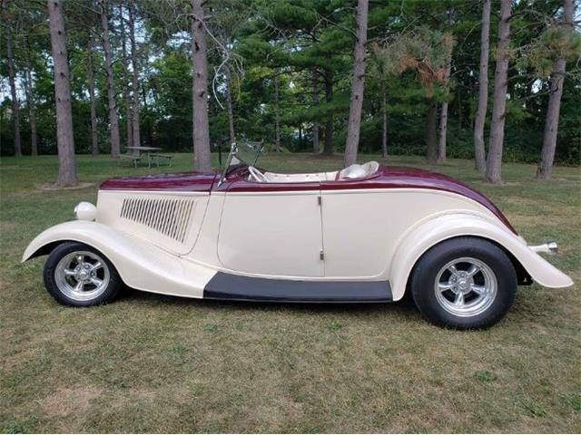 1933 Ford Cabriolet (CC-1444950) for sale in Cadillac, Michigan
