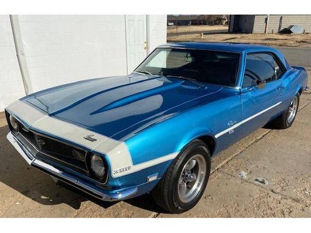 1968 Chevrolet Camaro (CC-1444952) for sale in Cadillac, Michigan