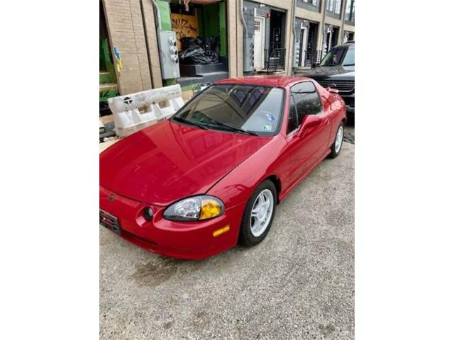 1993 Honda Del Sol (CC-1444958) for sale in Cadillac, Michigan