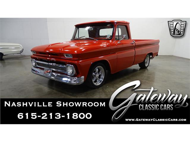 1966 Chevrolet C10 (CC-1444962) for sale in O'Fallon, Illinois