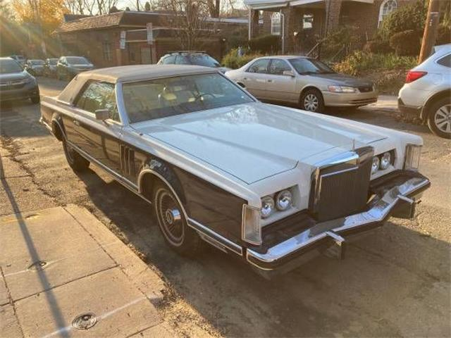 1979 Lincoln Continental (CC-1444966) for sale in Cadillac, Michigan