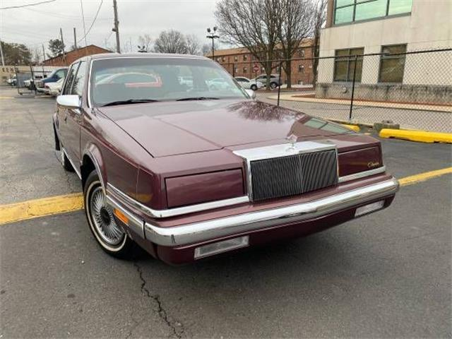 1991 Chrysler New Yorker (CC-1444971) for sale in Cadillac, Michigan
