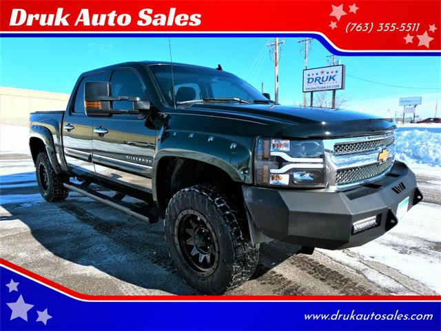 2013 Chevrolet Silverado (CC-1444985) for sale in Ramsey, Minnesota