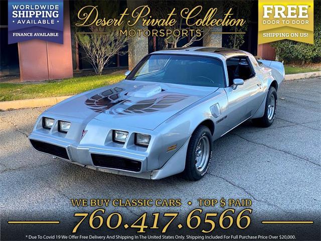 1979 Pontiac Firebird (CC-1444987) for sale in Palm Desert , California