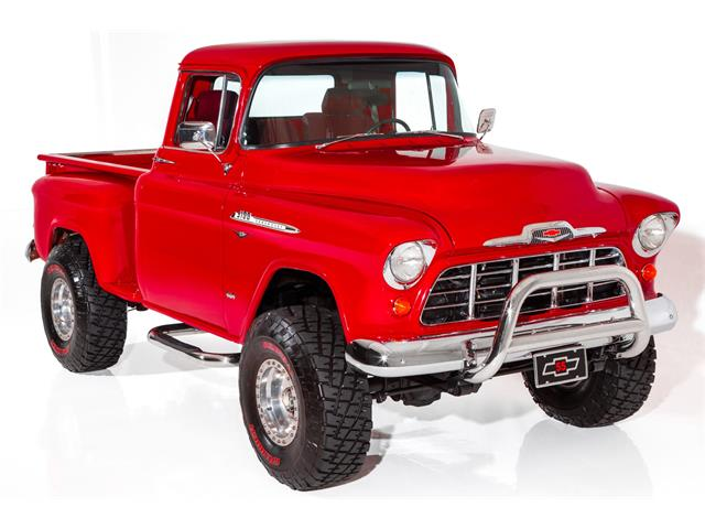 1955 Chevrolet Pickup (CC-1444994) for sale in Des Moines, Iowa