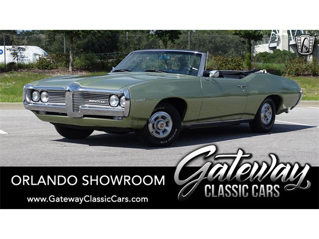 1969 Pontiac Tempest (CC-1444998) for sale in O'Fallon, Illinois