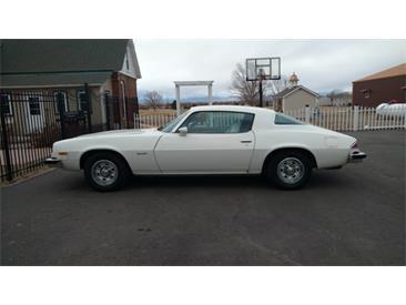 1975 Chevrolet Camaro (CC-1440050) for sale in Palm Springs, California