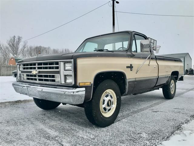 1986 Chevrolet C/K 20 (CC-1445005) for sale in Knightstown, Indiana