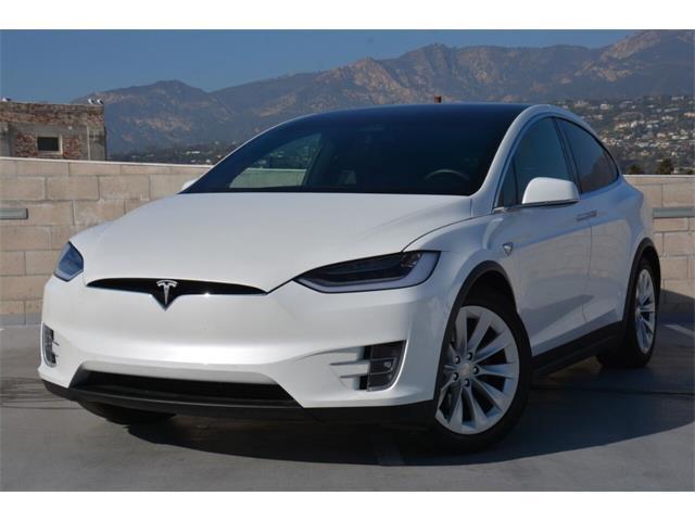2020 Tesla Model X (CC-1445007) for sale in Santa Barbara, California