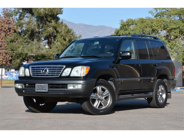 2007 Lexus LX470 (CC-1445008) for sale in Santa Barbara, California