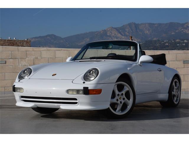 1998 Porsche 911 (CC-1445009) for sale in Santa Barbara, California