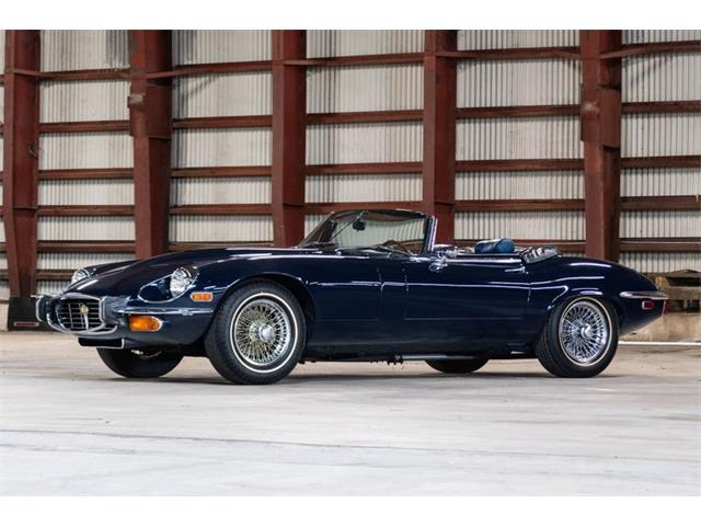 1973 Jaguar E-Type (CC-1445015) for sale in Houston, Texas