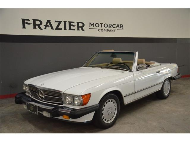 1989 Mercedes-Benz 560 (CC-1445024) for sale in Lebanon, Tennessee