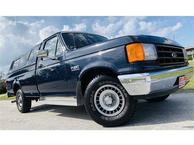 1988 Ford F150 (CC-1445039) for sale in Lakeland, Florida