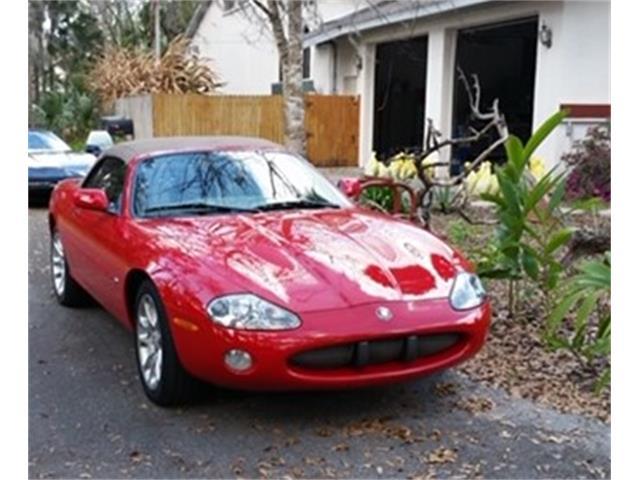 2001 Jaguar XKR (CC-1445041) for sale in Lakeland, Florida