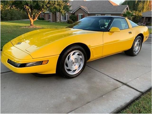 1995 Chevrolet Corvette (CC-1445044) for sale in Roseville, California