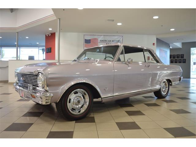 1965 Chevrolet Nova (CC-1445048) for sale in San Jose, California