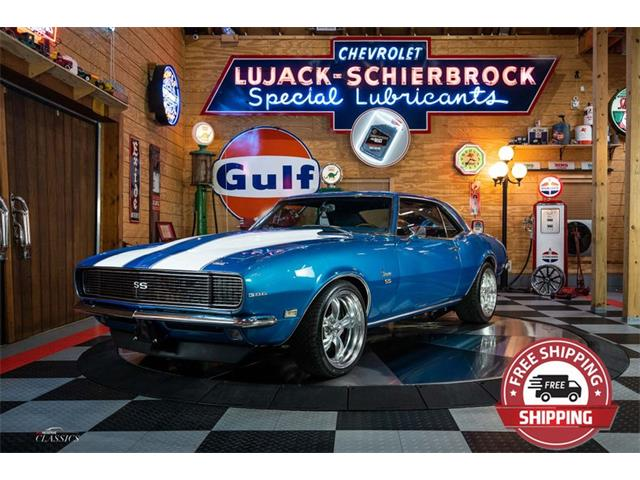 1968 Chevrolet Camaro (CC-1445055) for sale in Green Brook, New Jersey
