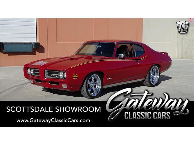 1969 Pontiac GTO (CC-1445061) for sale in O'Fallon, Illinois