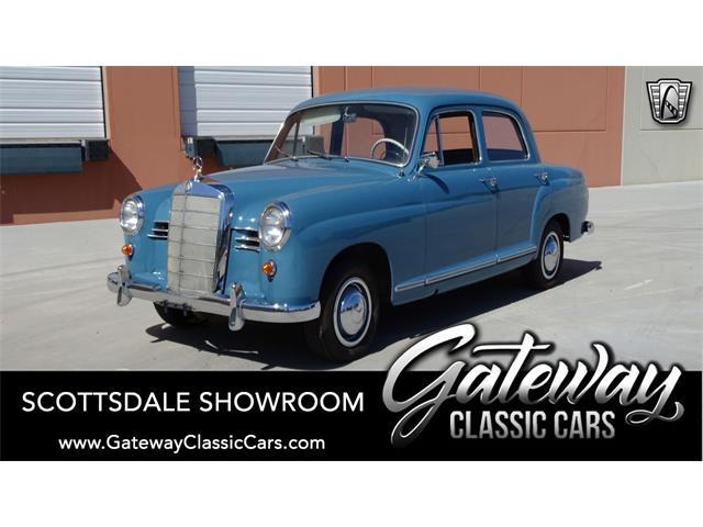 1959 Mercedes-Benz 180 (CC-1445067) for sale in O'Fallon, Illinois