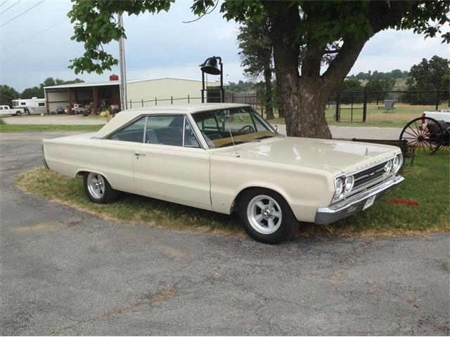 1967 Plymouth Belvedere (CC-1440507) for sale in Cushing, Oklahoma